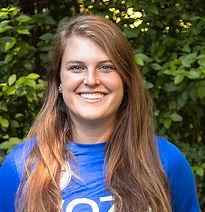 Hannah Mickles. Woza Soccer Leader