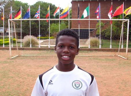 Zobran Elias, Chigoli Academy, Lilongwe, Malawi