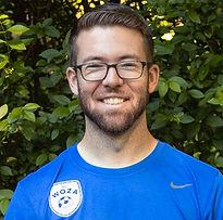 Kevin Dlugos. Woza Soccer Leader.