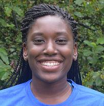 Zoe Jackson-Gibson. Woza Soccer Leader.