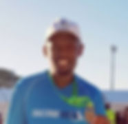 Vuyolwethu Kayi. Community Project Coordinator at Grassroots Soccer/ Head Coach of RV United