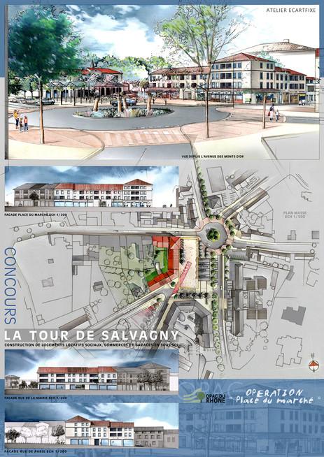 CONCOURS LA TOUR DE SALVAGNY