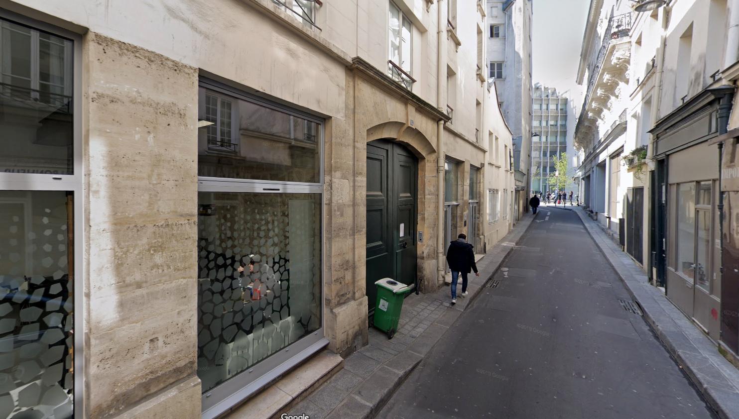 17 rue St Joseph