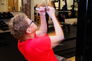 Pensionärsträning #Nova #Gym #Rehabiliterig #Kalix #Norrbotten