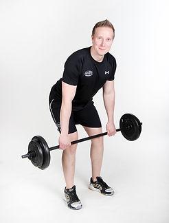 Teknikträning gym Kalix