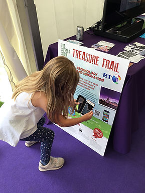 Chronicle Digital Storytelling at the Suffolk Show 2018