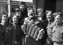 Soldiers Squeezebox