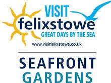 Visit Felixstowe Seafront Gardens Logo