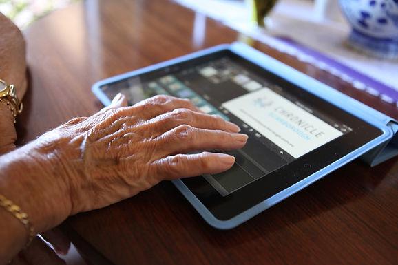 Chronicle Digital Storytelling wins Innovation Martlesham Competition