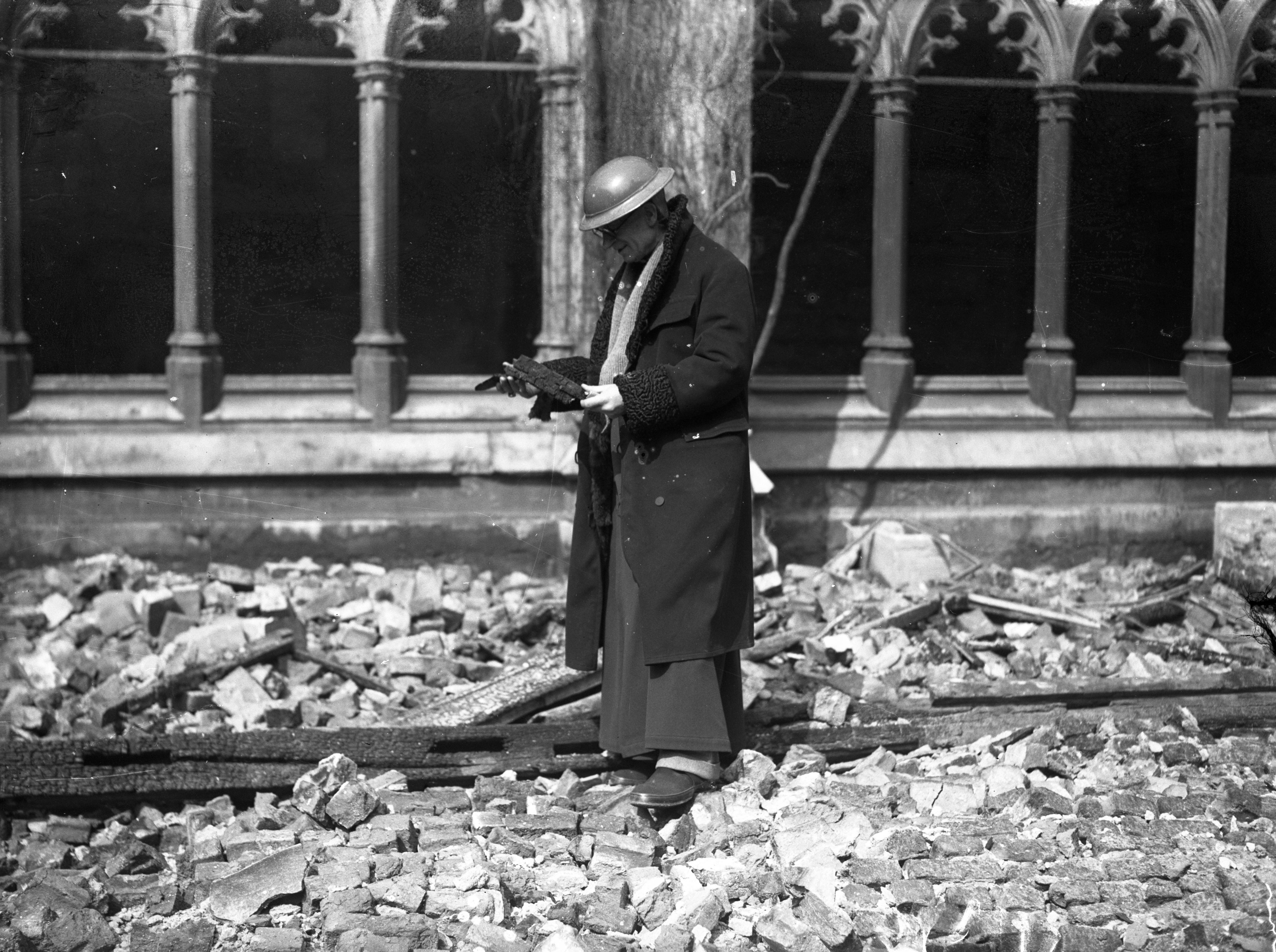 WW2 London Bombings