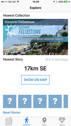 Felixstowe Walking Trail