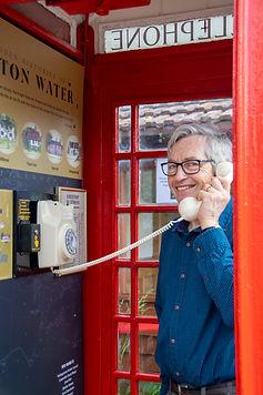 Tattingstone Phone Box Audio Booth