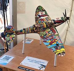 3D Printed Spitfire