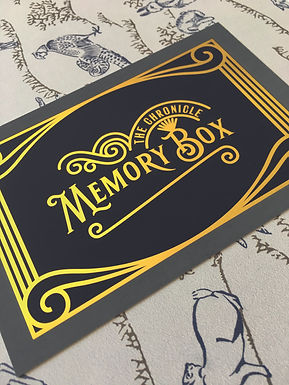Launch of the new Chronicle Memory Box