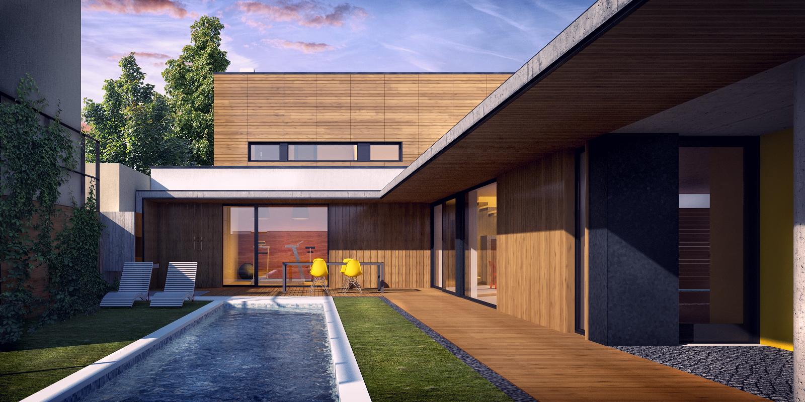 Casa Frantu - Imagine piscina