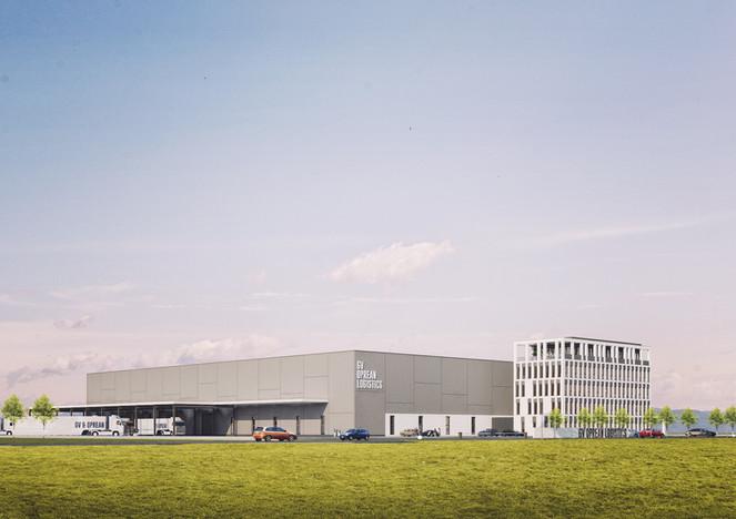 Centru logistic GV Oprean