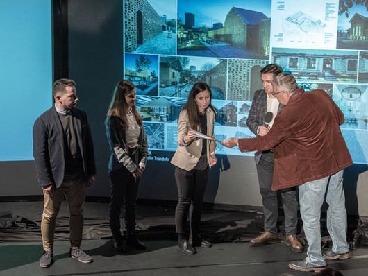 Premiul de excelenta ASAR in cadrul Bienalei Nationale de Arhitectura