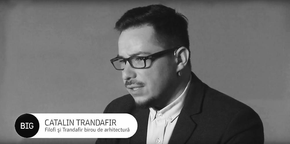 arh Catalin Trandafir prezentare Big Architecture Festival Ljubljana 2018