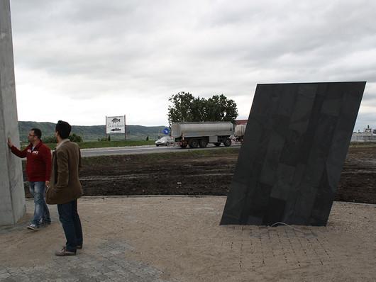 Monumentul eroilor ROAF 71