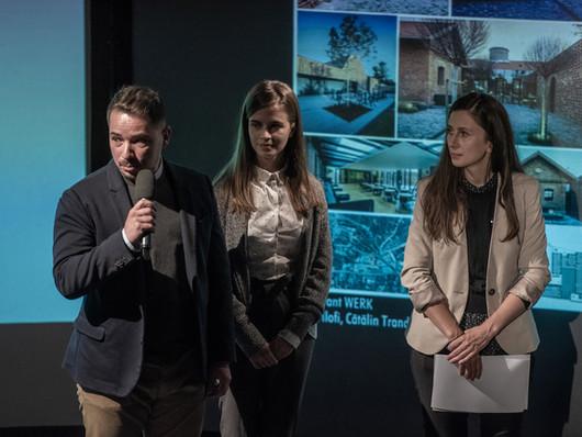 Nominalizare la Bienala Nationala de Arhitectura