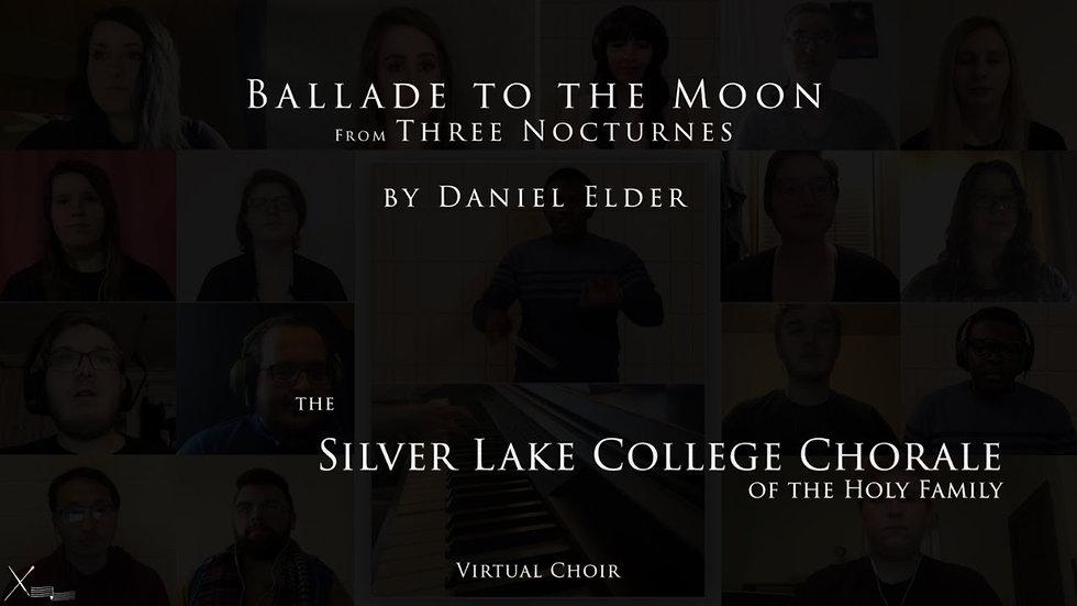 Ballade to the moon - Daniel Elder