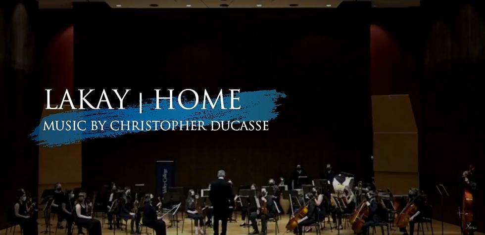 Lakay - Lebanon Valley College Symphony Orchestra