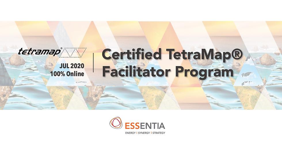 Certified TetraMap® Facilitator Program (Jul-Aug 2020)