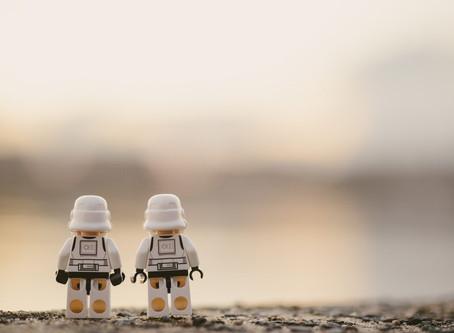 「疫」市前行 LEGO® Serious Play® 線上工作坊