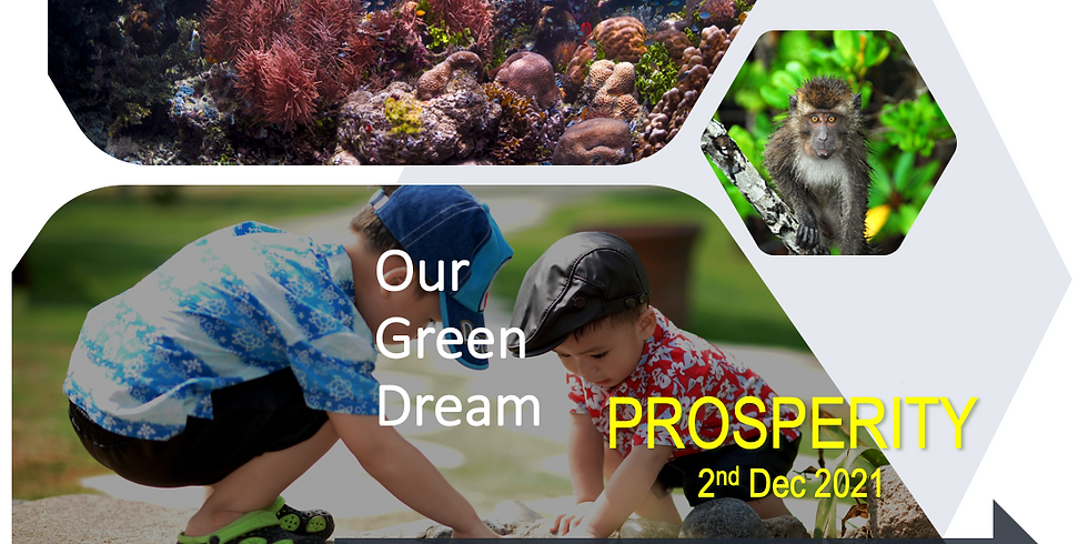 New World Leader Conversations (NWLC): Our Green Dream