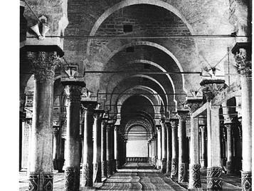 Impianto di illuminazione - Moschea di Kairouan
