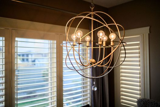dining room light fixture interior design elizabeth & grace design