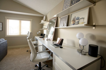 home office interior design elizabeth & grace design