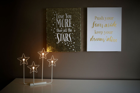 childrens star room accessories interior design elizabeth & grace design
