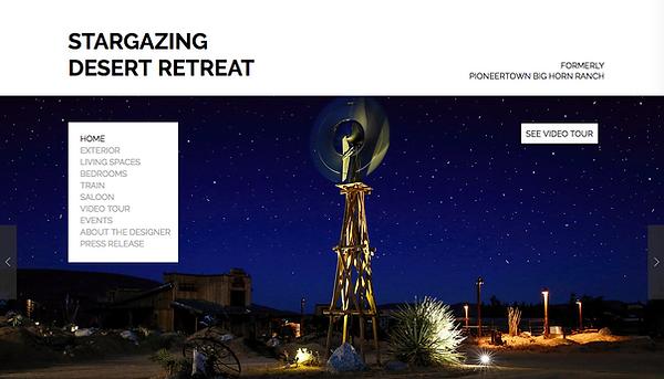 Stargazing Desert Retreat