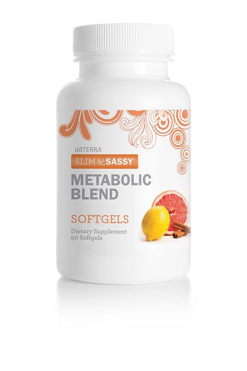 Capsulas Metabolica Slim & Sassy doTERRA