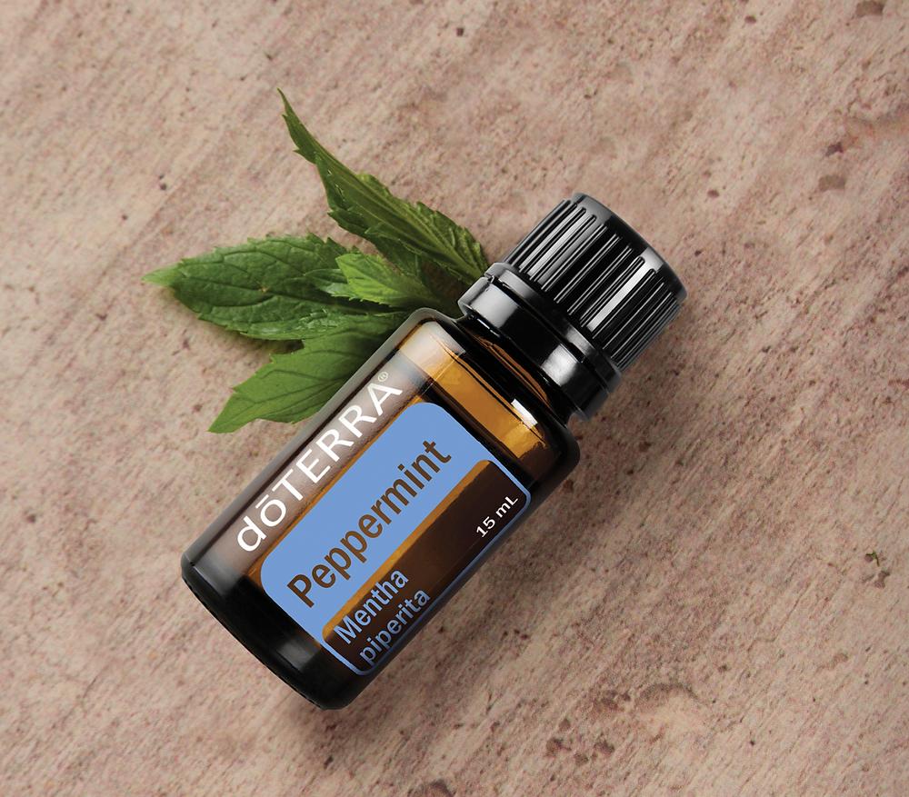 usos y beneficios del aceite esenciale de menta doterra