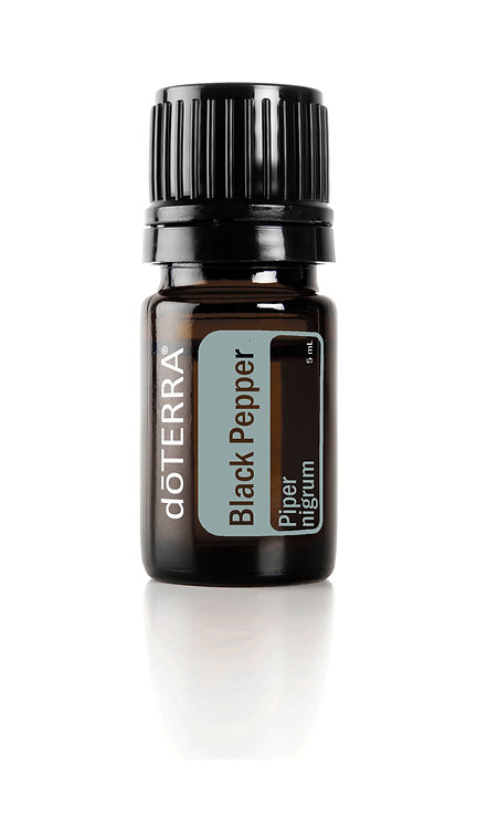 Pimienta Negra: aceite esencial doTERRA