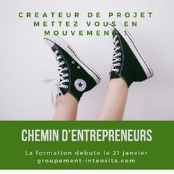 Chemin d'entrepreneurs