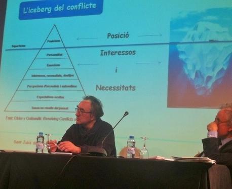 Olivier Wahl : conférence en Andorre