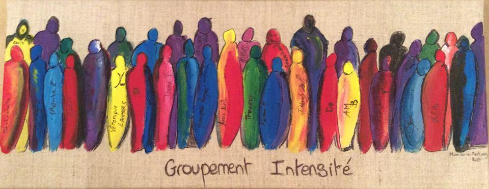 Les artistes du Groupement !