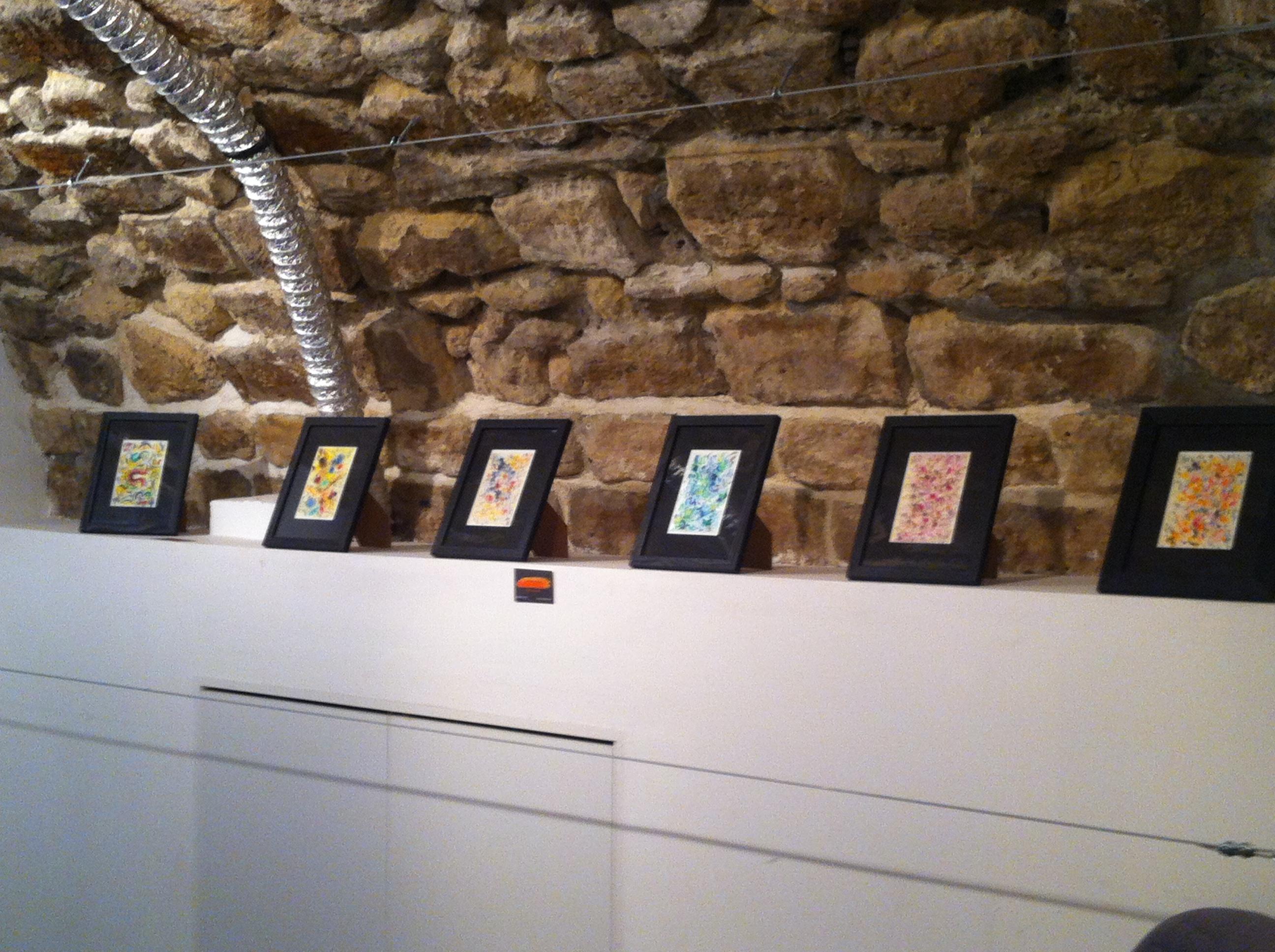 Au Laboratoire d'expositions