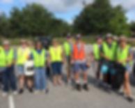 june 15 Wilson Lake Pkwy cleanup.jpg