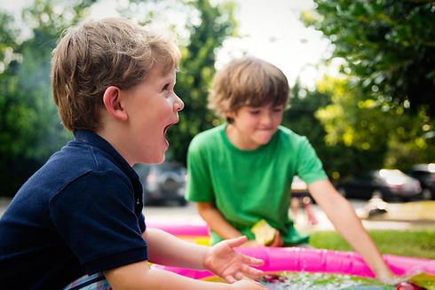 Children Behaviour