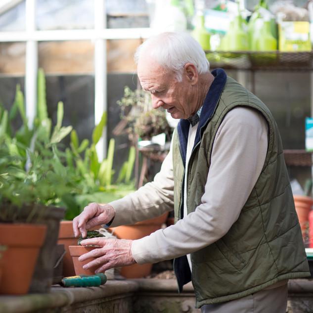 Ostéopathie et senior