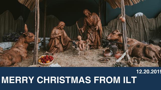 Merry Christmas From ILT