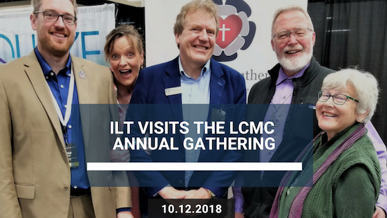 ILT Visits the LCMC Annual Gathering