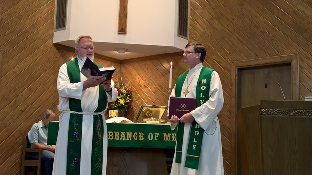 ILT Celebrates the Graduation of Rev. Michael Giese