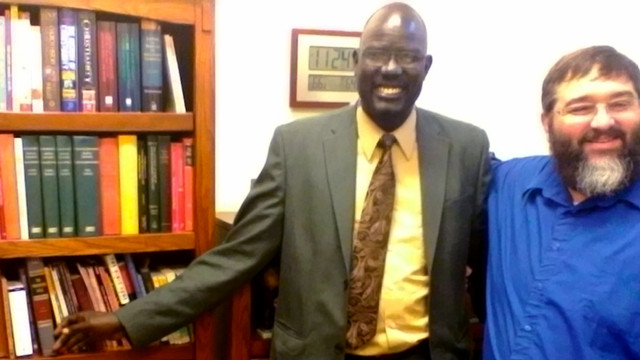 Amid Crisis, South Sudanese Seminary Moves to the Next Level.
