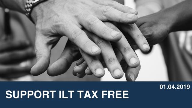 Support ILT Tax Free
