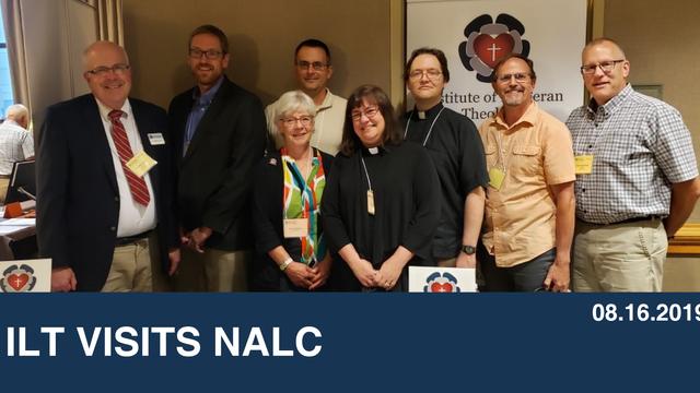 ILT Visits NALC